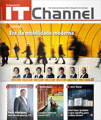 IT CHANNEL Nº40 Setembro de 2017