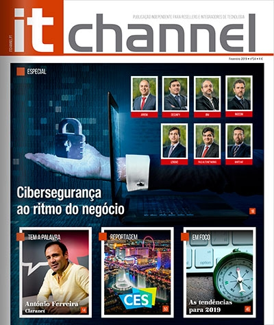 IT CHANNEL Nº 54 Fevereiro 2019