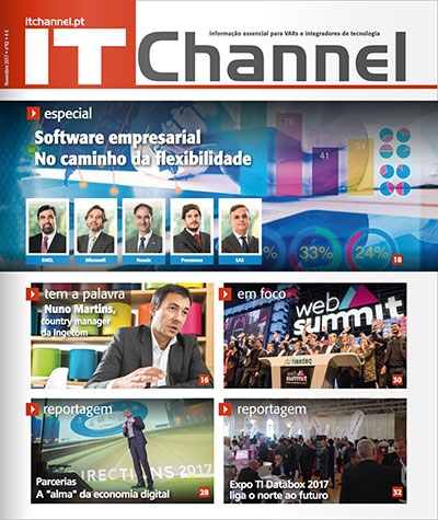 IT CHANNEL Nº42 Novembro de 2017