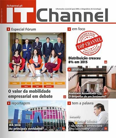 IT CHANNEL Nº 30 setembro 2016