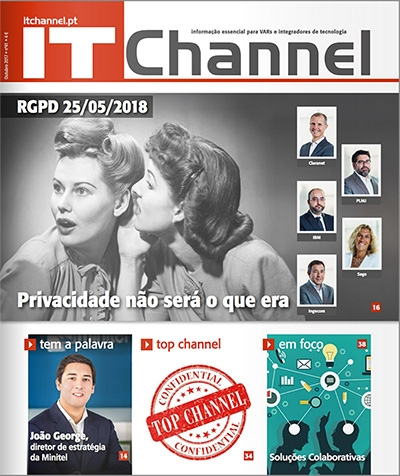 IT CHANNEL Nº41 Outubro de 2017