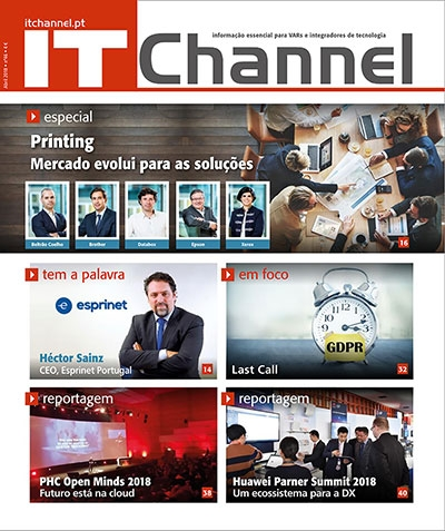 IT CHANNEL Nº 46 Abril 2018