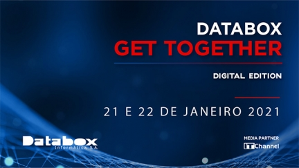 DATABOX GET TOGETHER DIGITAL 2021: O 1º evento virtual dedicado ao Canal de Distribuição TIC em Portugal