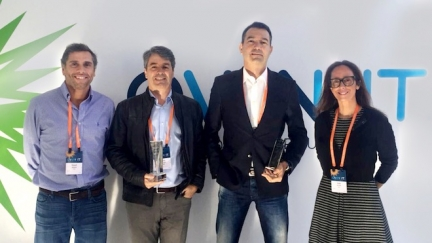 Axians Portugal distinguida com dois prémios no Cisco Partner Summit 2017