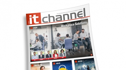 O mercado de Workplace Solutions em destaque no IT Channel de maio