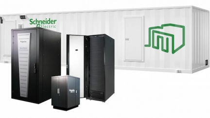 Micro Data Center da Schneider Electric distinguido internacionalmente