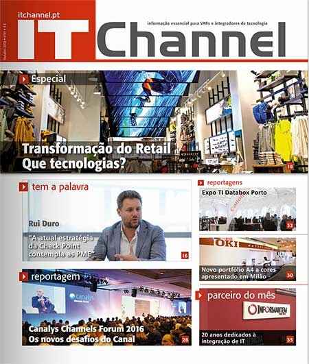 IT CHANNEL Nº 31 outubro 2016