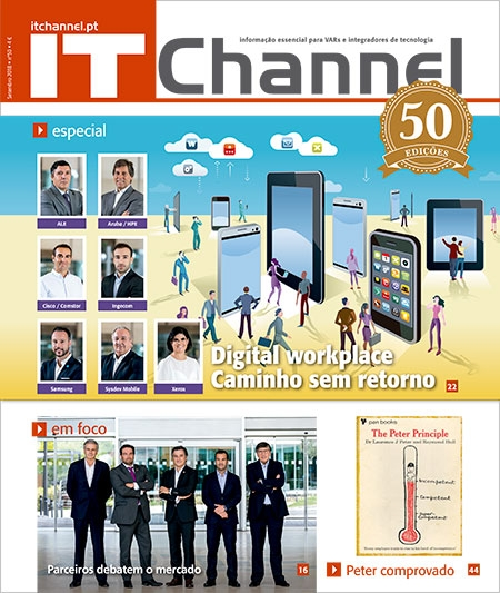 IT CHANNEL Nº 50 Setembro 2018
