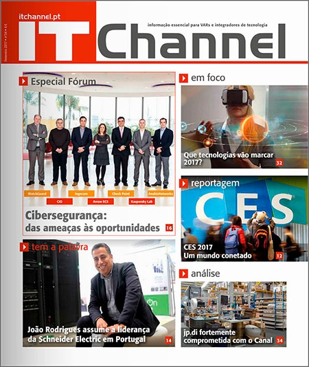 IT CHANNEL Nº 34 fevereiro 2017