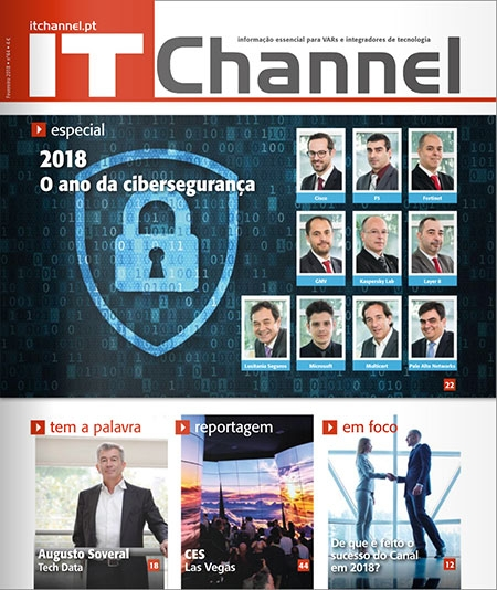 IT CHANNEL Nº 44 Fevereiro 2018