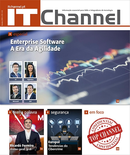 IT CHANNEL Nº 51 Outubro 2018