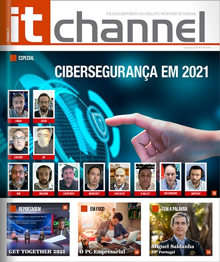 IT CHANNEL Nº 74 FEVEREIRO 2021