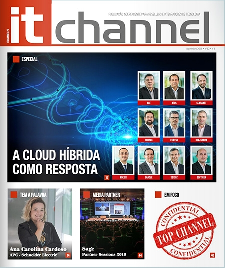 IT CHANNEL Nº 62 NOVEMBRO 2019