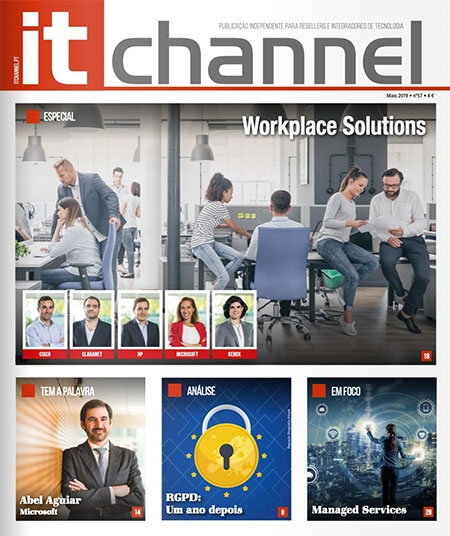 IT CHANNEL Nº 57 MAIO 2019