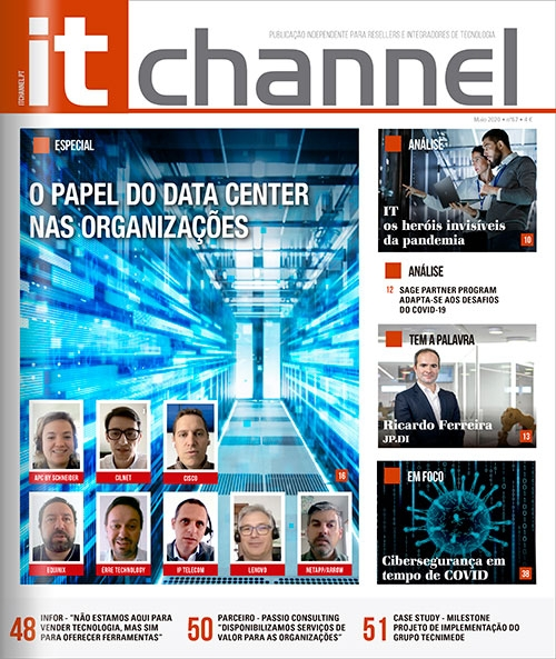 IT CHANNEL Nº 67 MAIO 2020