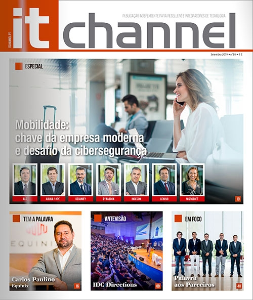 IT CHANNEL Nº 60 SETEMBRO 2019