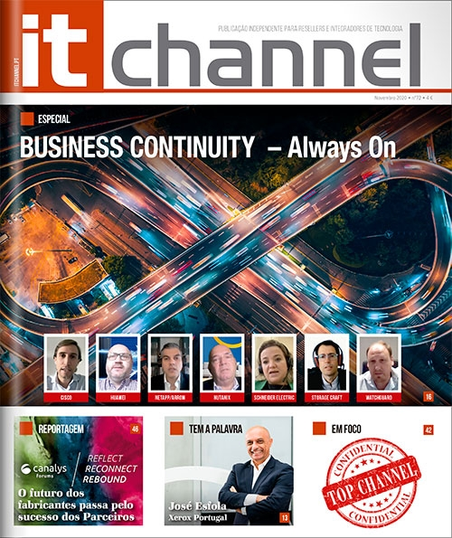 IT CHANNEL Nº 72 NOVEMBRO 2020