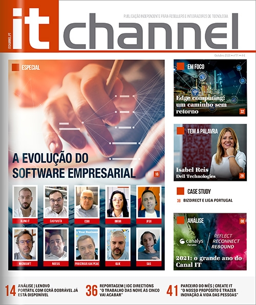 IT CHANNEL Nº 71 OUTUBRO 2020