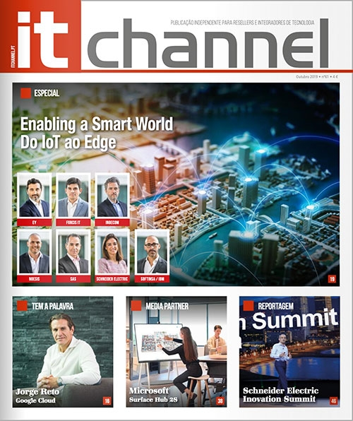 IT CHANNEL Nº 61 OUTUBRO 2019