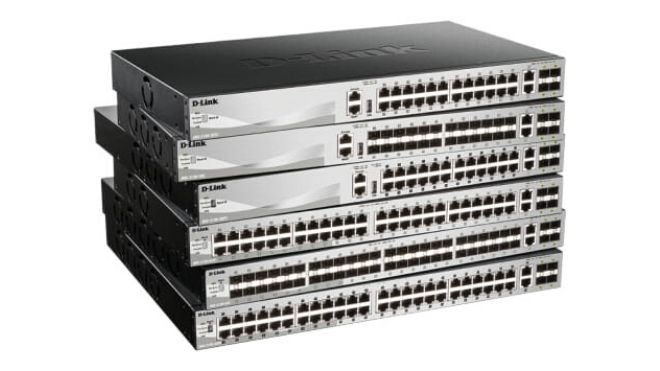 Os switches mais versáteis para o salto para as redes LAN 10 Gigabit