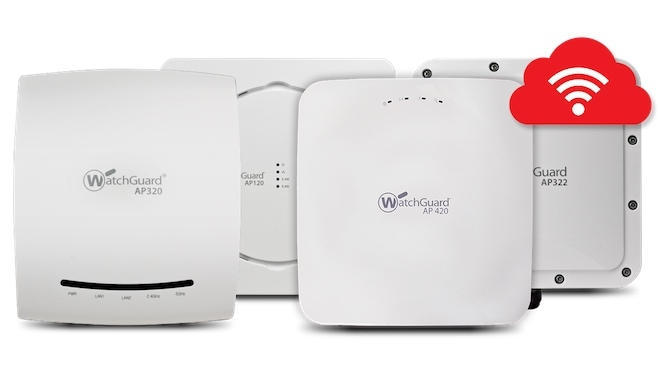 WatchGuard revela novo access point Wi-Fi