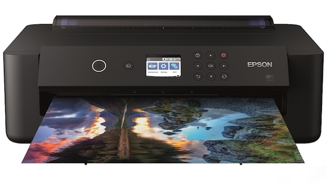 Epson Expression Photo HD XP-15000 distinguida nos TIPA World Awards