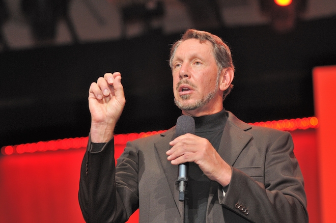 Oracle antevê crescimento sustentado da cloud