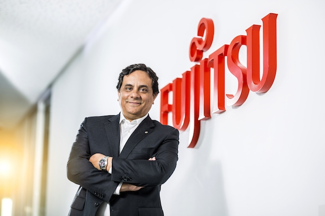 """A Fujitsu é a única empresa que pensa global e atua local"""